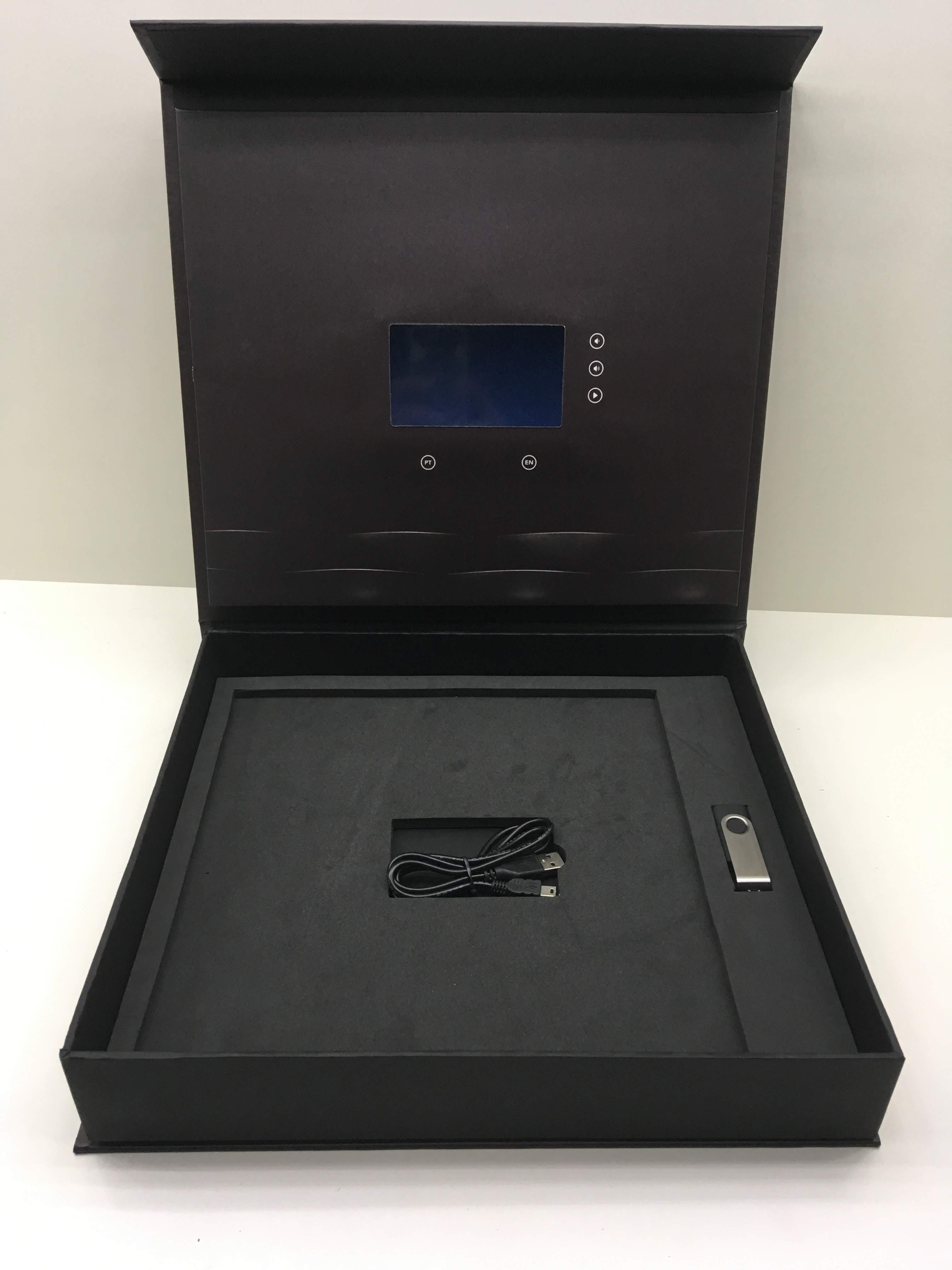 video box Alcon